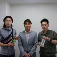 四ッ谷岳昭様の焼酎の講習