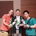 越前・若狭の地酒利き酒商談会